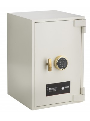 Format  CB04 Burglary safe