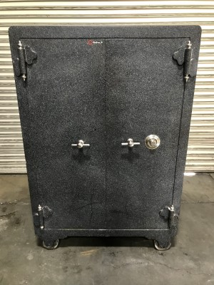 Classic Antique Safe