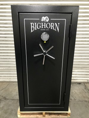 Bighorn 24 Cu Ft Used Gun Safe