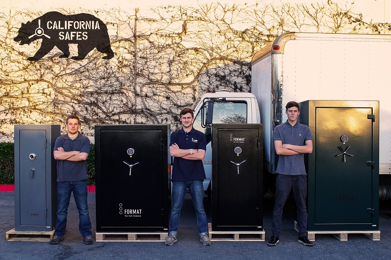 California Safes Moving Company